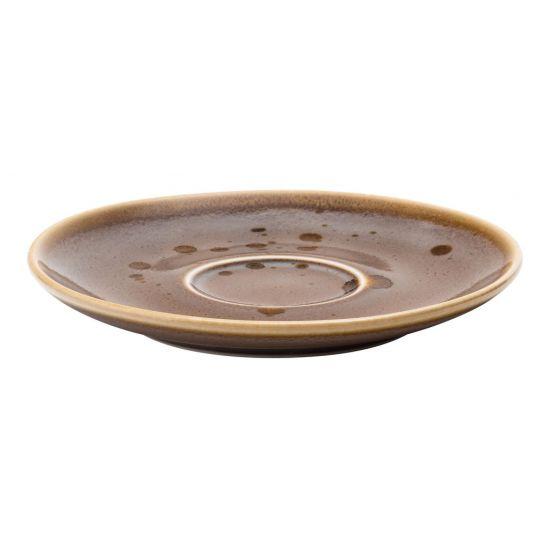 Earth Mocha Saucer 5.5 Inch (14cm) Box Of 6 UTT CT2051-000000-B01006