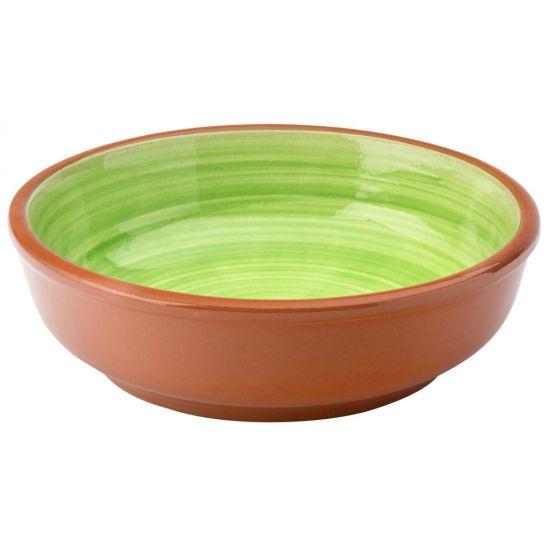 Salsa Green Dish 5.5 Inch (14cm) Box Of 12 UTT CT3410-000000-B01012