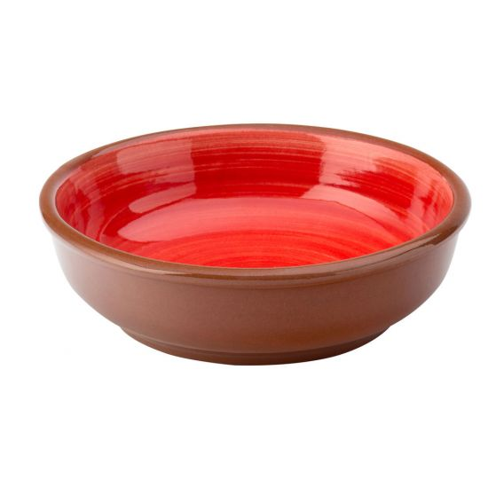 Salsa Red Dish 5.5 Inch (14cm) Box Of 12 UTT CT3430-000000-B01012