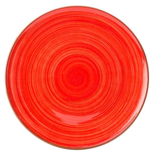Salsa Red Plate 11 Inch (28cm) Box Of 12 UTT CT3431-000000-B01012