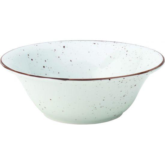 Rustik Dots Salad Bowl 7.5 Inch (19cm) Box Of 18 UTT CT4015-000000-B01018