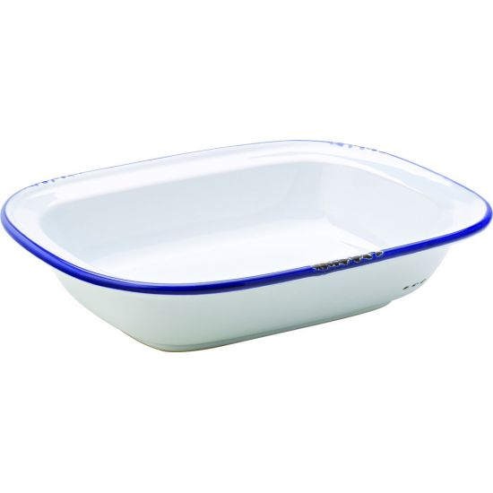 Avebury Blue Pie Dish 9.5 Inch (24cm) Box Of 6 UTT CT6009-000000-B01006