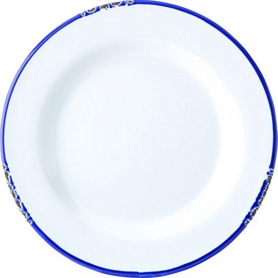 Avebury Blue Plate 8 Inch (20cm) Box Of 6 UTT CT6011-000000-B01006