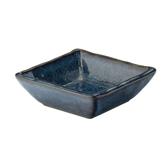 Azure Square Dish 3.5 Inch (9cm) Box Of 6 UTT CT7080-000000-B01006