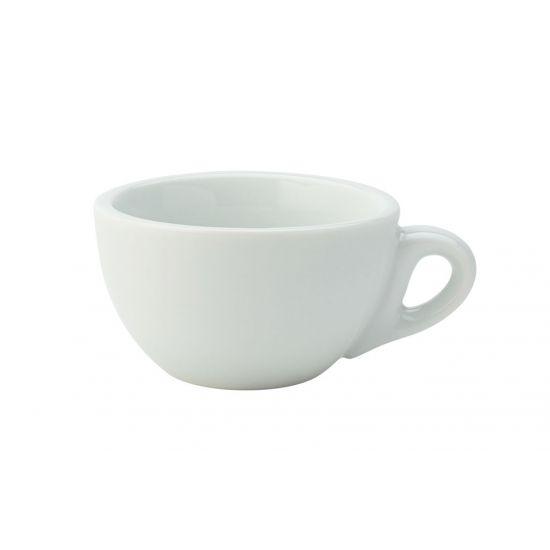 Barista Cappuccino White Cup 7oz (20cl) Box Of 12 UTT CT8091-000000-B01012