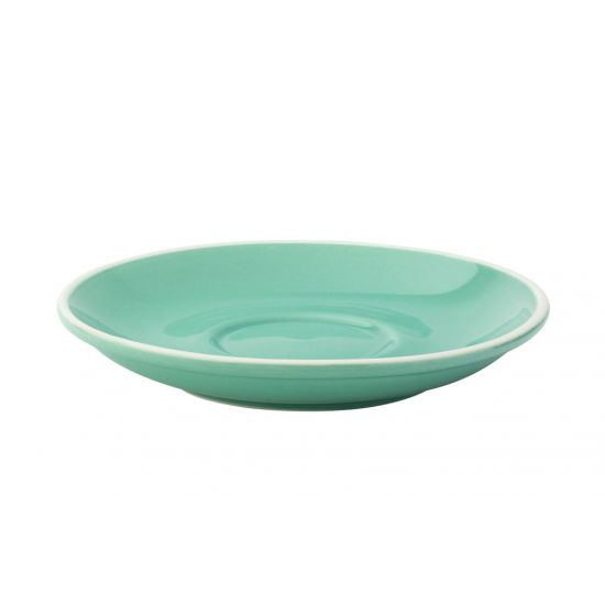 Barista Green Saucer 5.5 Inch (14cm) Box Of 12 UTT CT8119-000000-B01012
