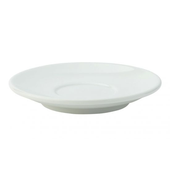 Barista White Saucer 6 Inch (15cm) Box Of 6 UTT CT8121-000000-B01006