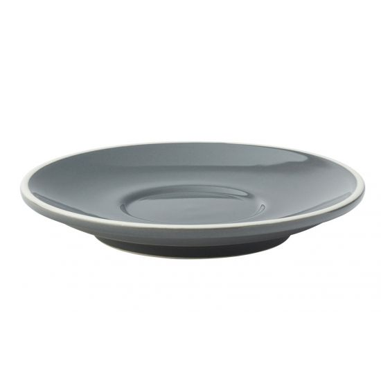 Barista Grey Saucer 6 Inch (15cm) Box Of 6 UTT CT8122-000000-B01006