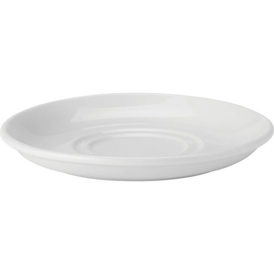 Double Well Saucer 6 Inch (15cm) 4 Boxes Of 6 UTT E80015-000000-B06024
