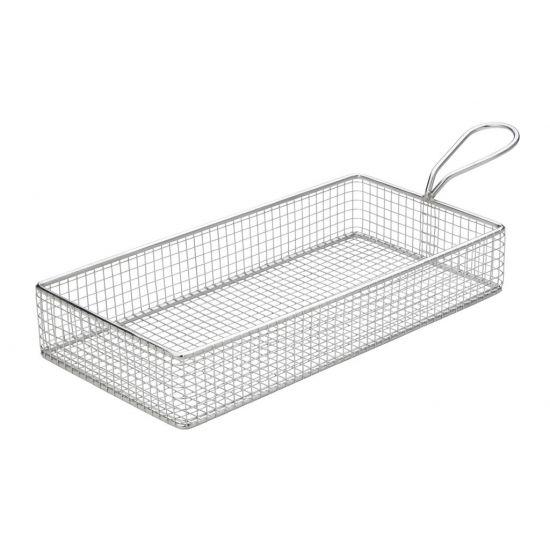 Rectangular Service Basket 8.5 X 4 Inch (21.5 X 10.5cm) Box Of 6 UTT F91014-000000-B01006