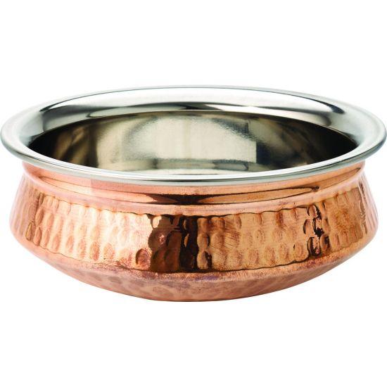 Copper Handi Dish 6 Inch (15cm) 23.25oz (66cl) Box Of 12 UTT F91059-000000-B01012