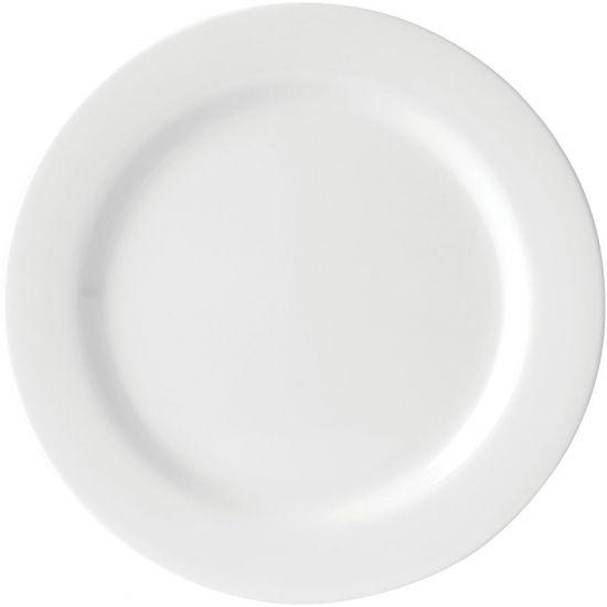 Wide Rimmed Plate 9 Inch (23cm) Box Of 6 UTT JMP206-000000-B01006