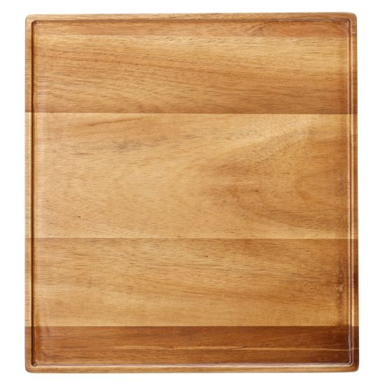 Acacia Presentation Board 11 X 12 Inch (27.5 X 30cm) Box Of 6 UTT JMP954-000000-B01006