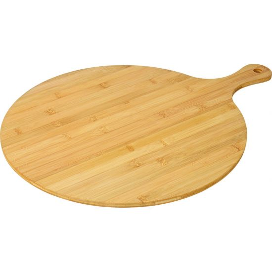 Milano Bamboo Pizza Paddle 15.75 Inch (40cm) - To Hold 15 Inch Pizza Box Of 6 UTT JMP968-000000-B01006