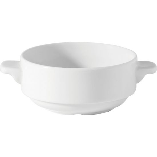 Lugged Soup Bowl 10oz (28cl) Box Of 6 UTT K360211-00000-B01006