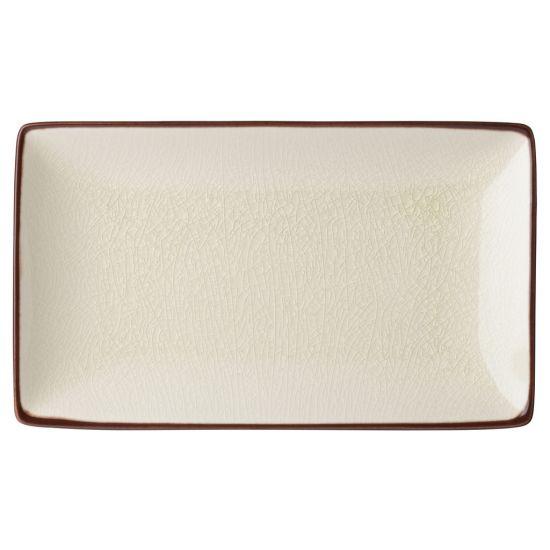 Stone Rectangular Plate 8.5x5.5 Inch (21x14cm) Box Of 6 UTT K90023-000000-B01006