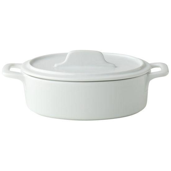 Gourmet Casserole 20oz (57cl) - 8.5 X 6 X 3.5 Inch (22 X 15.5 X 9cm) Box Of 6 UTT K90052-000000-B01006