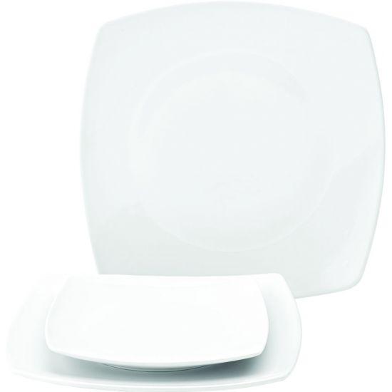 Rounded Square Plate 10.75 Inch (27cm) Box Of 6 UTT K90169-000000-B01006