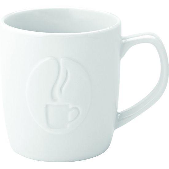 Java Embossed Mug 9oz (27cl) Box Of 6 UTT K90180-000000-B01006