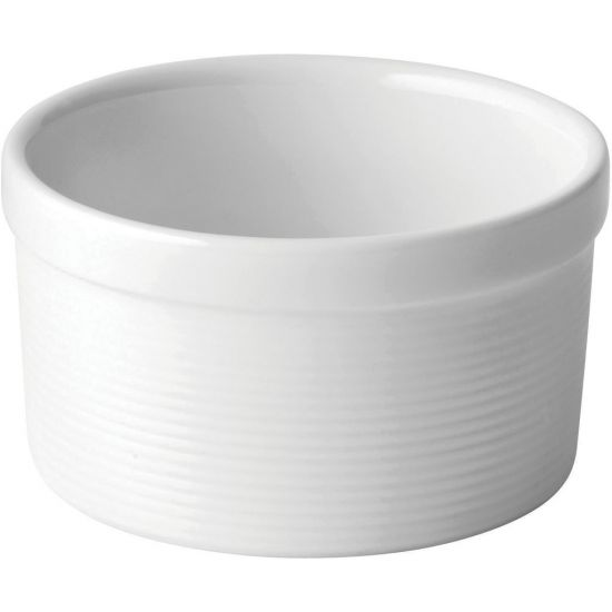 Ribbed Ramekin 3 Inch (8cm) 5oz (14cl) Box Of 6 UTT M10001-000000-B01006