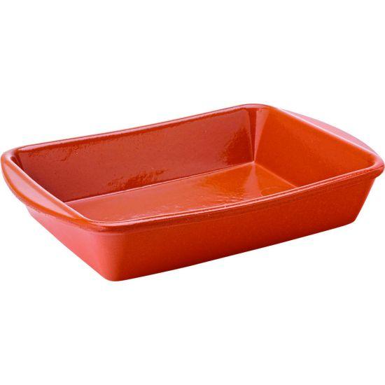 Handled Rectangular Dish 11.5 X 7.75 Inch (29 X 19.5cm) 55oz (156cl) Box Of 9 UTT M15018-000000-B01009