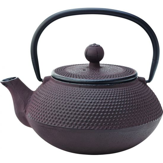 Mandarin Teapot Rustic 24oz (67cl) - With Infuser Box Of 6 UTT MH7008-000000-B01006