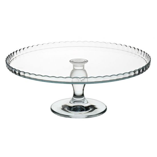 Patisserie Upturn Footed Plate 12.5 Inch (32cm) Box Of 1 UTT P95117-000000-B01002