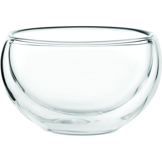 Double Walled Mini Dip Dish 3oz (9cl) Box Of 6 UTT R90085-000000-B01006
